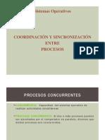 Presentacion_4b_Coordinacion y Sincronizacion Procesos