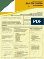 Six Sigma Yellow Belt Training | Six Sigma | Causality