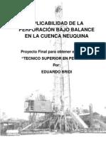 UBD en Cuenca Neuquina