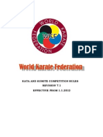 WKF Rules, Regulations and Commissions Eng