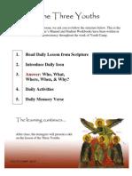 Orthodox Christian 3 Youths Curriculum