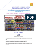 Artesania en Jilucasha 2
