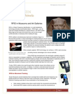 0822 RFID in Museums and Art Galleries