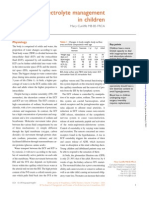 Journal of Fluid and Electrolyte Management