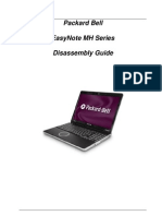 EasyNote MH Disassembly Manual
