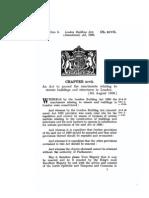 London Building Acts (Amendment) Act 1939