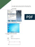 AutoCad 2010 Atau Disebut Juga Dengan Automatic Computer Aided Design Adalah Program Aplikasi Computer Yang Digunakan Untuk Mendesain Gambar Dalam Bidang Teknik Dan Rancang Bangun Yang Dikembangkan Oleh Autodesk
