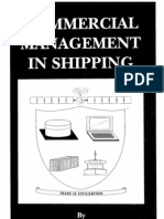 Commercial Management in Shipping