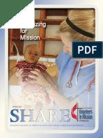 SHARE Magazine Spring 2013