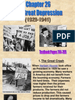 chapter 26 the great depression powerpoint