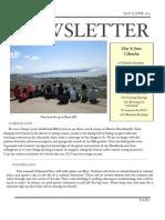 Newsletter May June 13