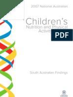 2007 Children Survey Findings 2