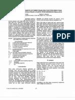 Excitation Requirements of Three Phase Self-excited Induction Generator Under Single Phase Loading With Minimum Unbalance