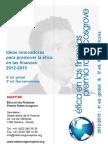 Premio Etica Finanzas 2012 2013