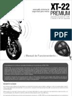 Manual Alarma Moto