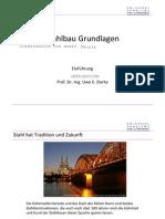 Stahlbau Grundlagen - Einführung - Unikassel