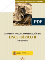 Estrategia Lince Iberico II