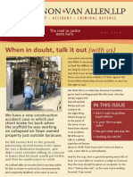 CVA eNewsletter for May, 2013