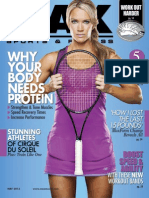MAY 2013 MAX SPORTS & FITNESS MAGAZINE