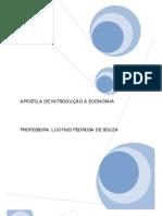 Apostila -      Introdução a Economia - 2012 (1)