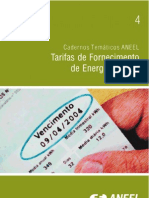 classificação tarifaria aneel