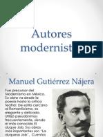 Autores modernistas.pptx