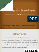 Factores e Processos de Aprendizagem