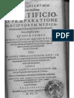 XVII sec. LIBAVIUS Andreas