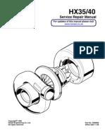 Hol Set HX35/40 Service manual