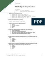 Db2cert5v8 Sample