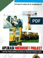 14_Aplikasi Microsoft Project