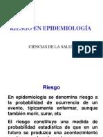 Riesgo en Epidemiologa.06.06