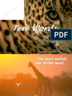 10 Words