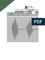 ATTAR - UT Pulse Length With RF