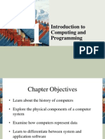 Ch01 Intro to Computer and Programming