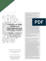 Conceitos de saúde em discursos contemporâneos de referência científica
