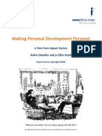 Making Personal Development Personal