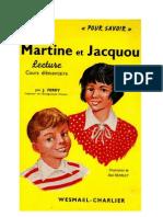 Langue Française Lecture Courante CE2 Martine et Jacquou (J Ferry).doc