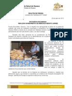 29/04/13 Germán Tenorio Vasconcelos Saneamiento en el mercado Benito Juárez