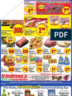 Friedman's Freshmarkets - Weekly Specials - May 9-15, 2013