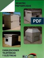 Www.adhorna.es PDF Camaras de Registro y Arquetas Prefabricadas Camaras de Registro y Arquetas Prefabricadas