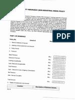 5-PW Non Industrail Risks