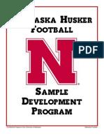 Nebraska - Strength Development