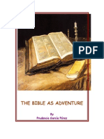 THE BIBLE AS AN ADVENTURE