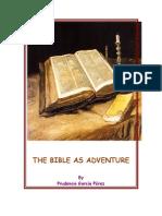 THE BIBLE AS AN ADVENTURE