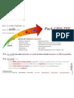 Pack GRH-TPE