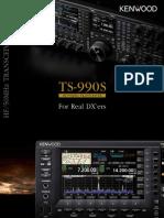 Kenwood TS-990S Brochure