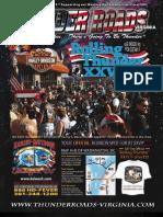 Thunder Roads Virginia Magazine - May 2013