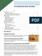 Introducción al diseño de bases de datos