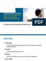 Cisco IT Case Study NOS Presentation